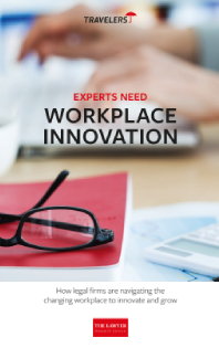 Workspace innovation legal