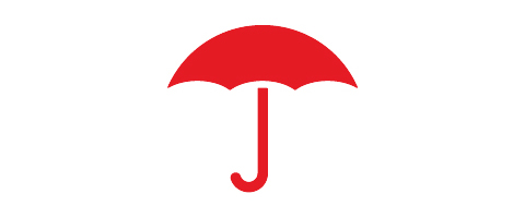 Travelers umbrella logo history